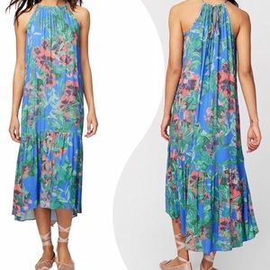 Rachel Roy Floral Print Dress